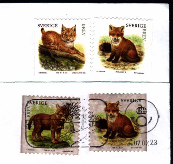 Lu 83dj, 2007, 2 djur