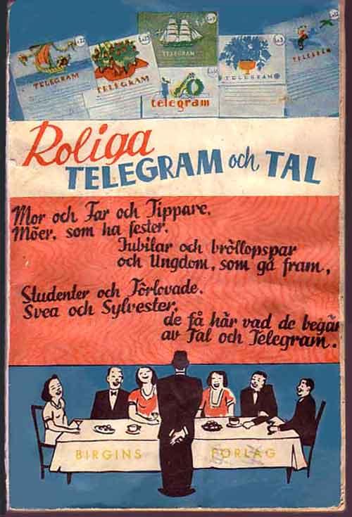 roliga telegram